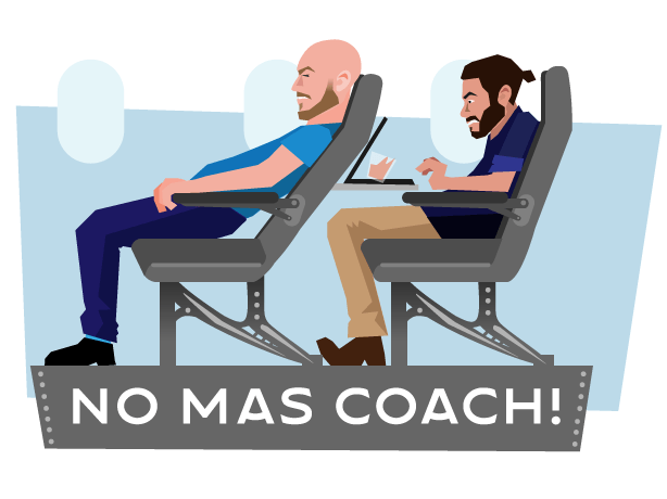 NO MAS COACH