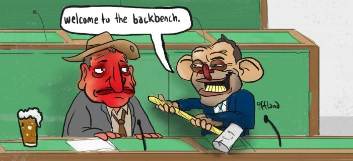 backbench
