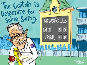 cartoon swing